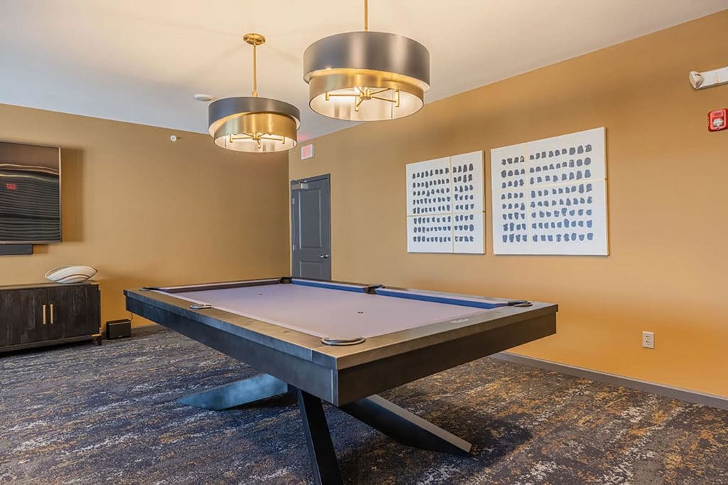 Billiards table | 176 Denison