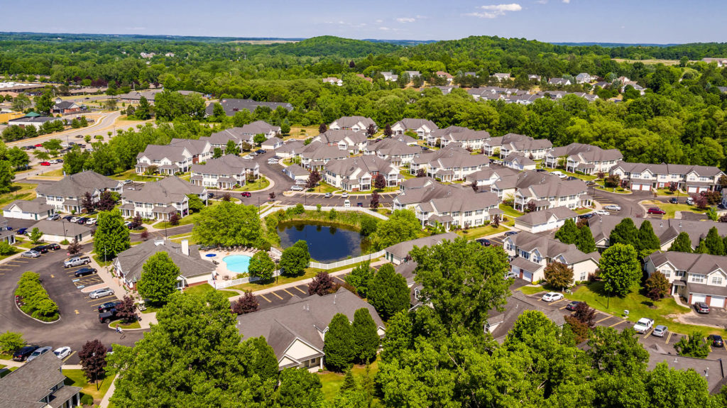 Overview of Neighborhood | The Hammocks at Southern Hills