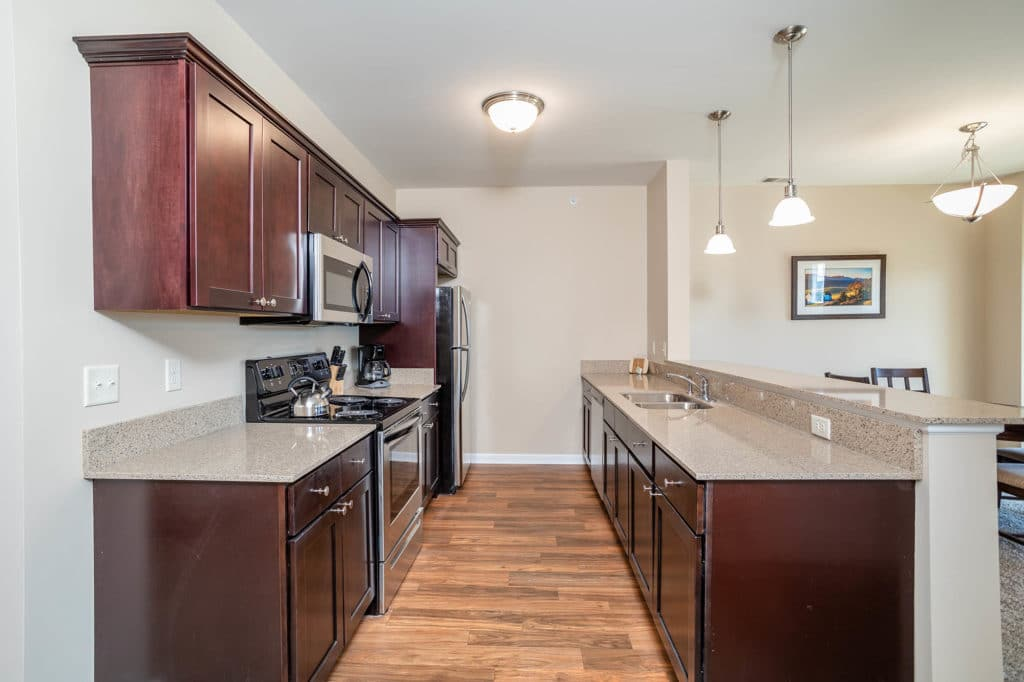 Kitchen and Dining Area | Fairlawn Hills