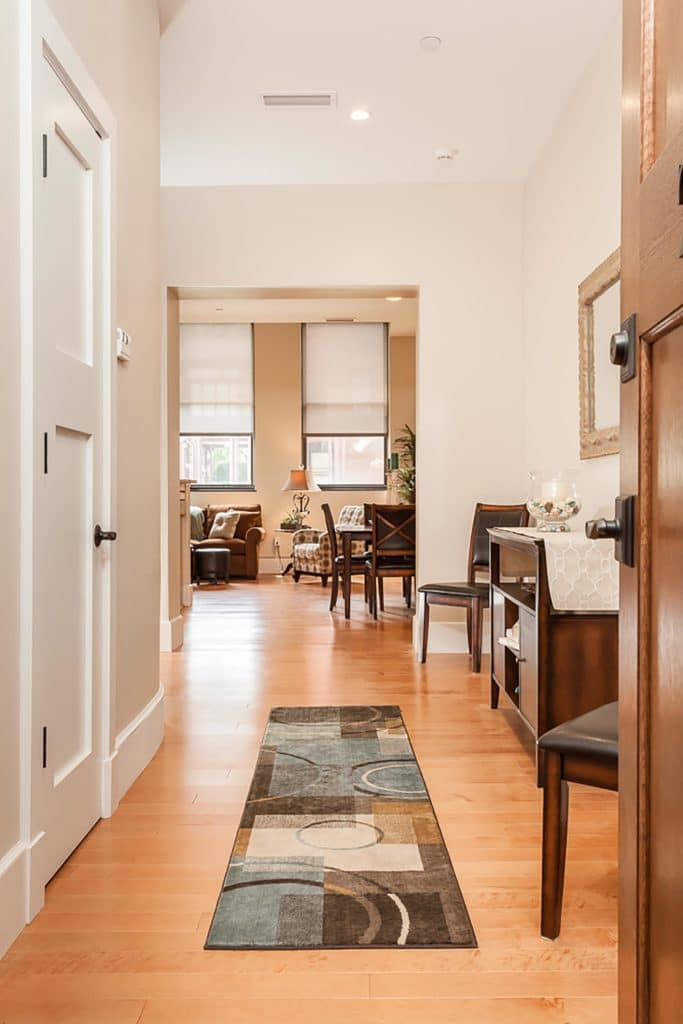 Apartment Entry   Academy Place
