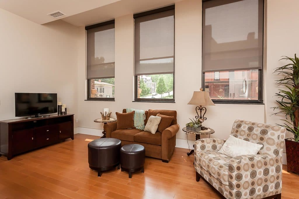 Living Room   Academy Place