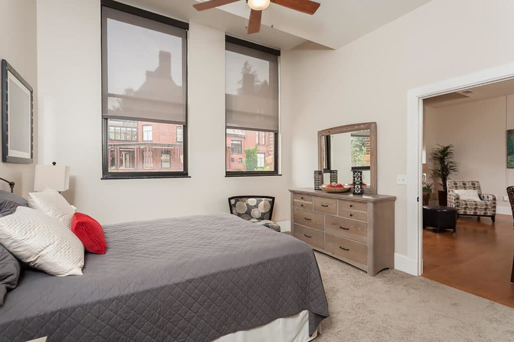 Bedroom   Academy Place