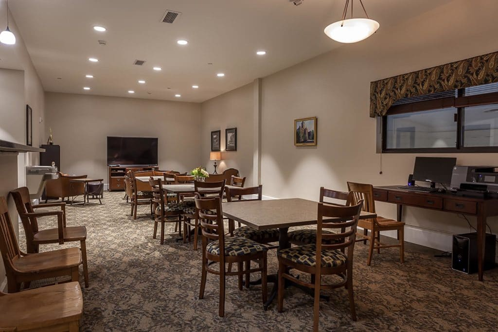 Business Center / Lounge   Academy Place