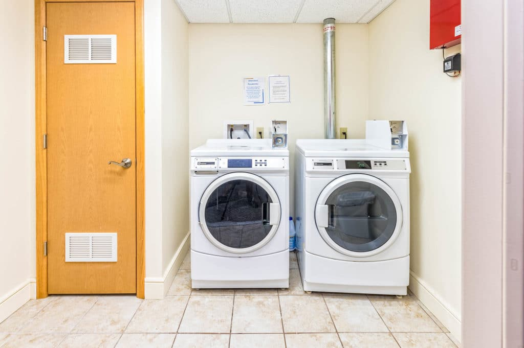 Washer and Dryer | Laurel Springs