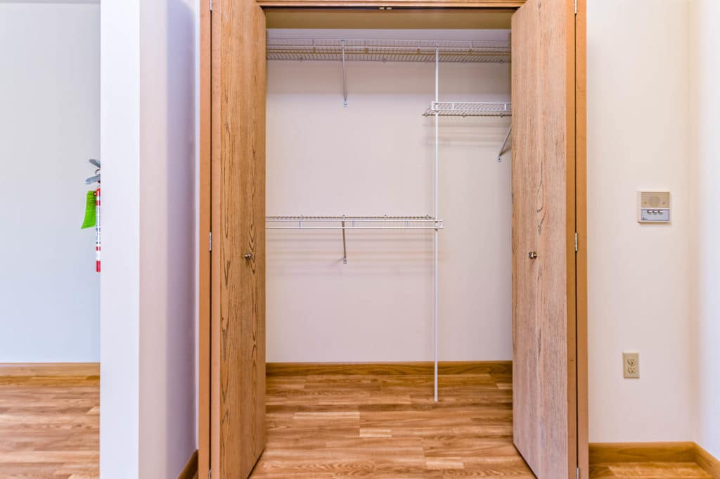 Large Closet | Laurel Springs