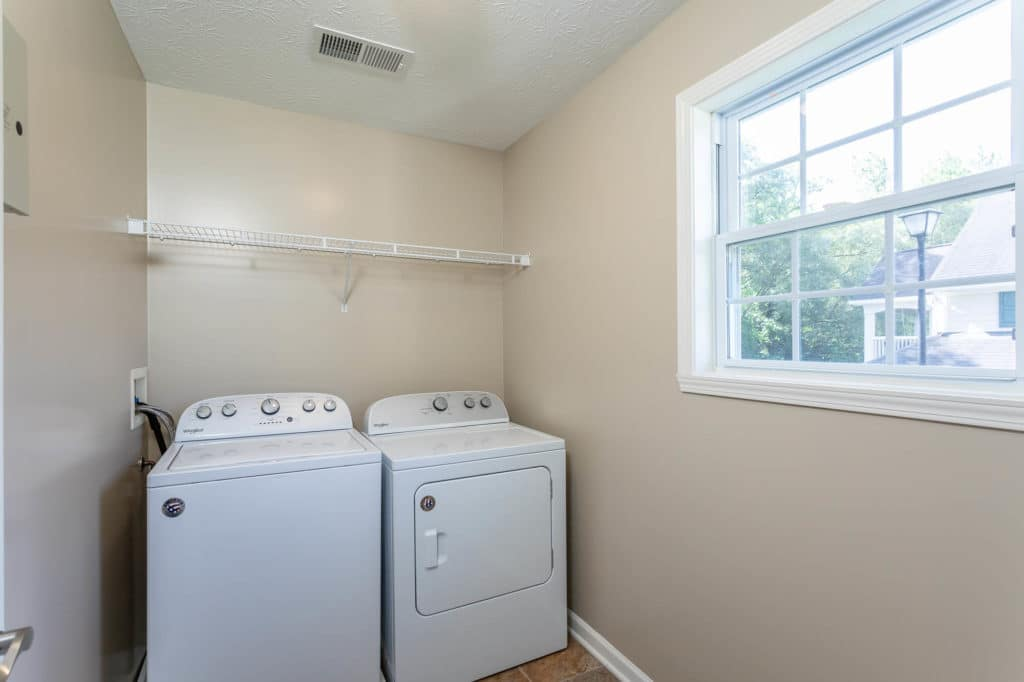 Washer & Dryer Units | The Hammocks at Southern Hills