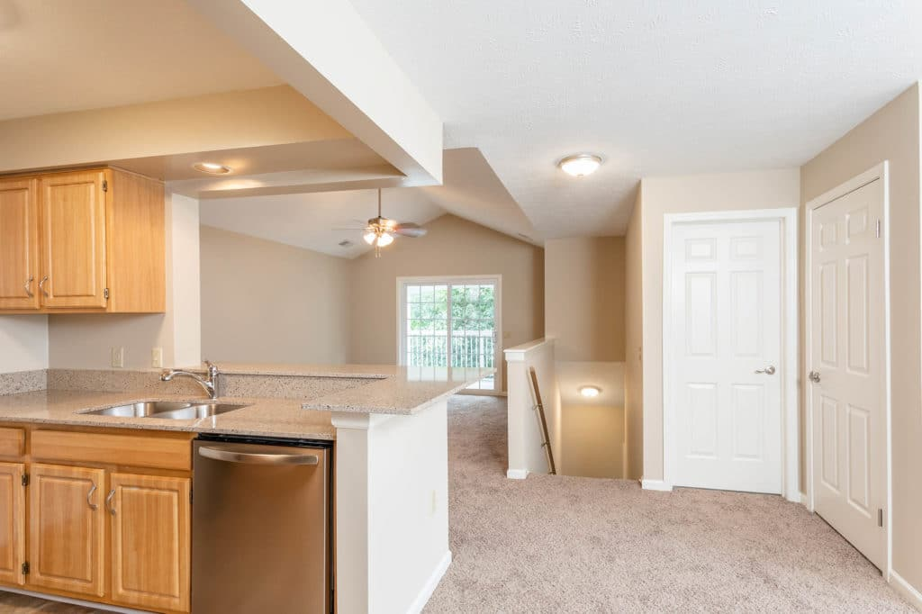 Kitchen and Dining View | Hammocks at Southern Hills
