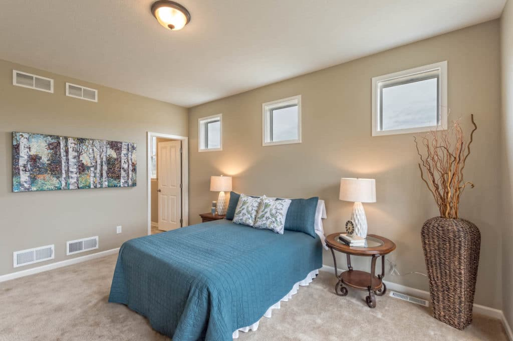 Bedroom | Cottages at Canandaigua