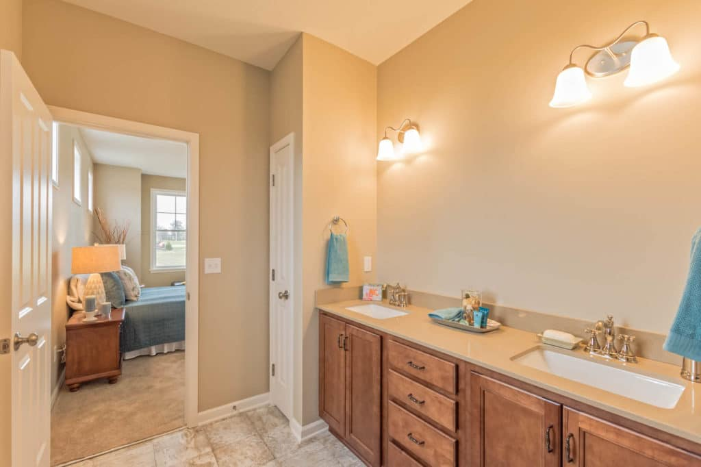 Bathroom | Cottages at Canandaigua