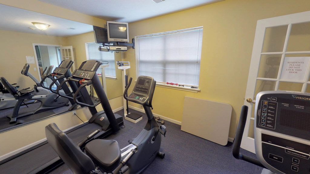 Fitness Center | The Park at Hickory Commons