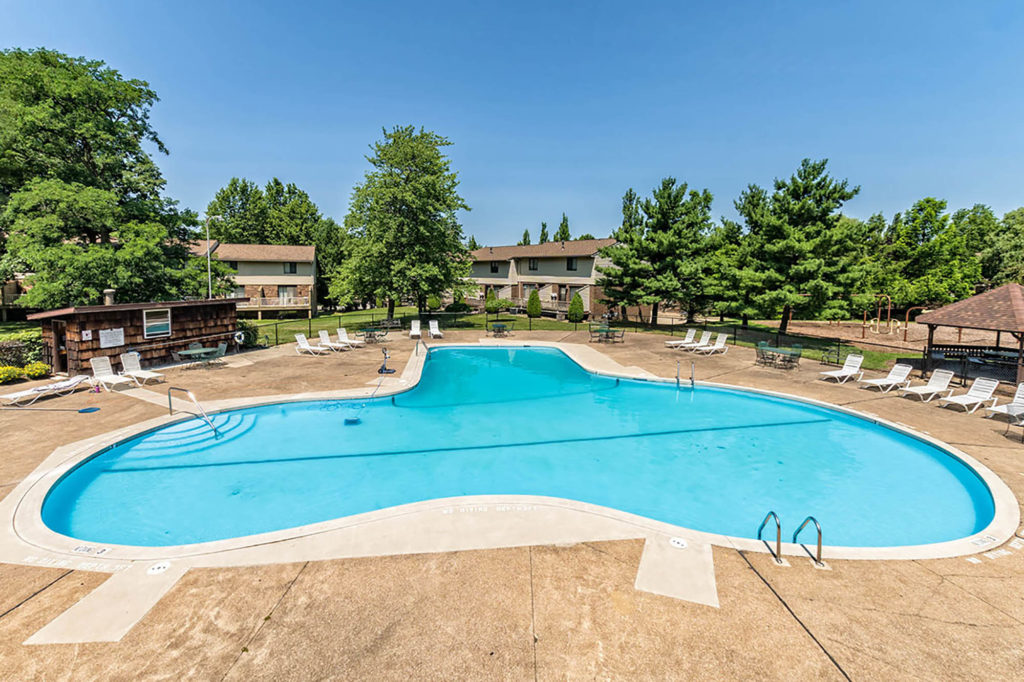 Pool | Willowood Apartments