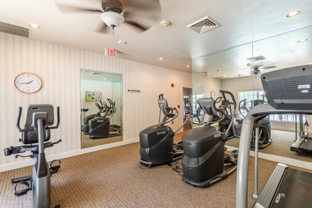 Fitness Center | WoodsEdge
