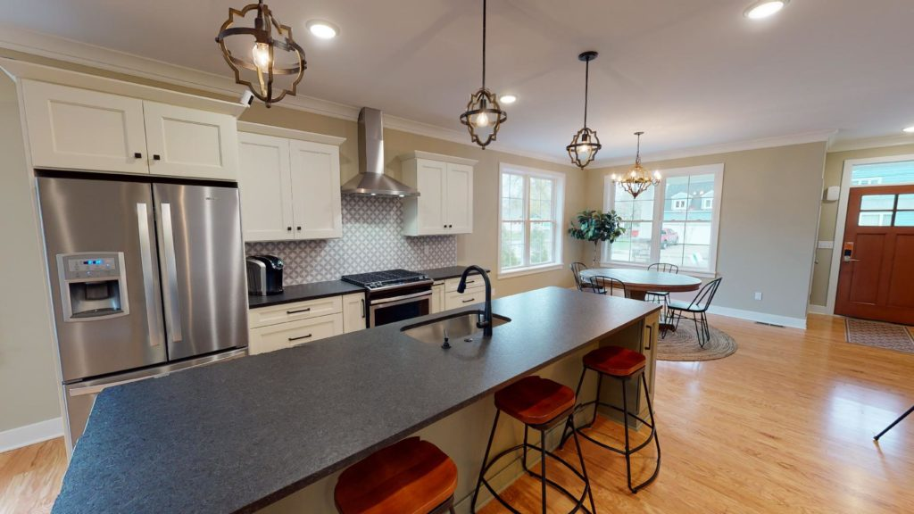 Kitchen View | Northside Place