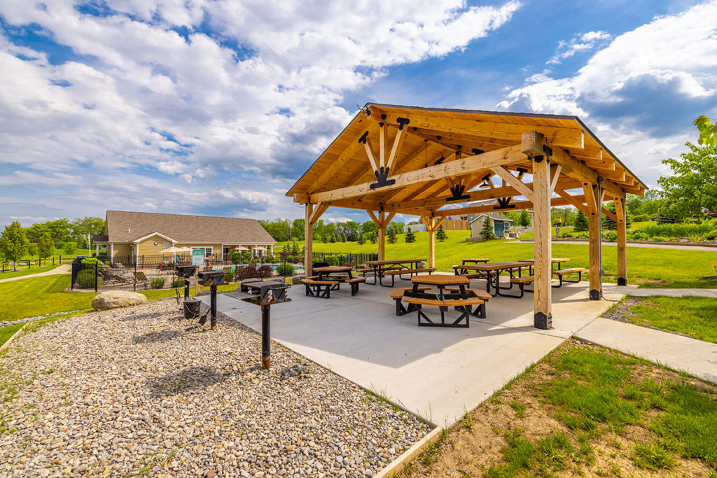 Resident Picnic Area