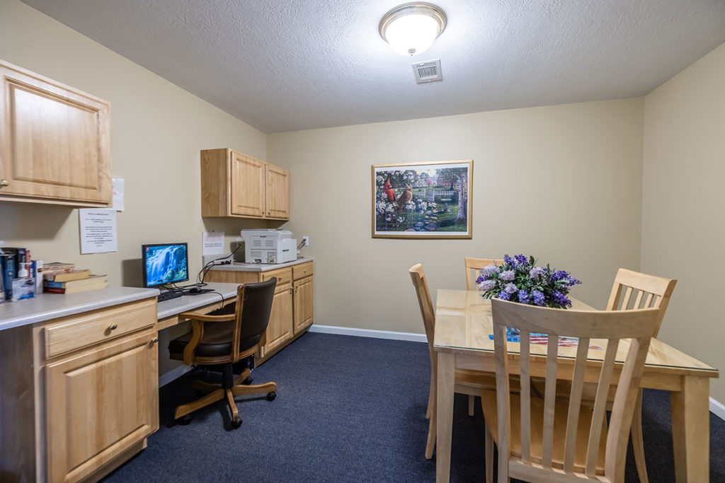 Resident Business Center | The Park at Hickory Commons